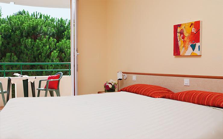chambres communicantes 4p lit tiroir village vacances pornichet