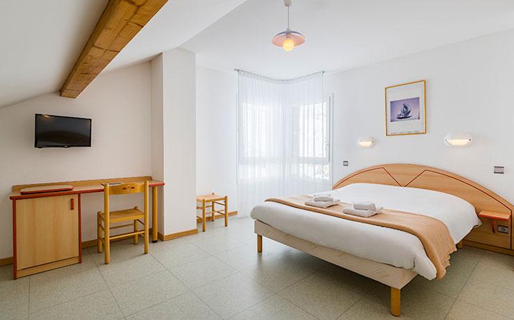 chambre double village vacances bussang