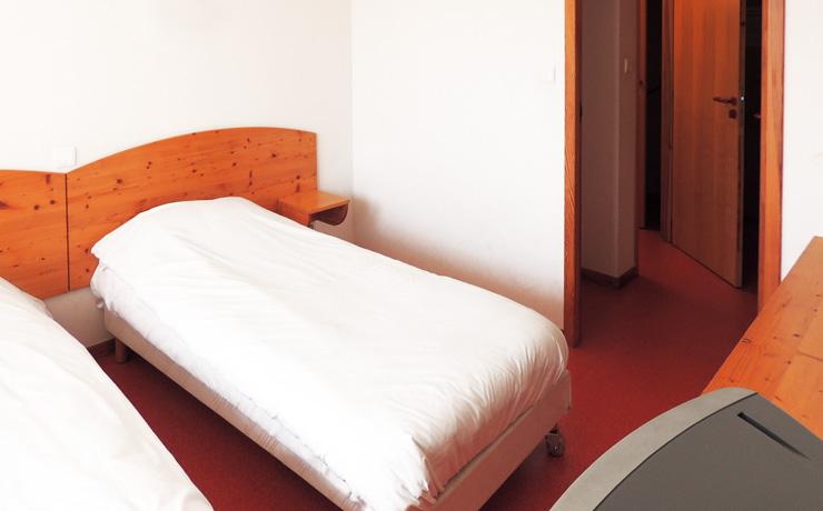chambre2 2pieces 4 personnes village vacances bussang