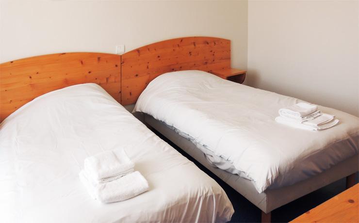 chambre2 3pieces 6 personnes village vacances bussang