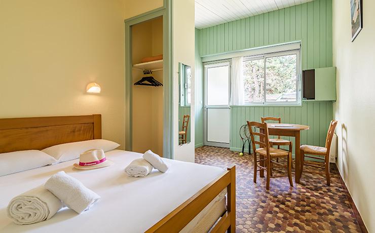 logement 2 chambres 3p village vacances hauteville
