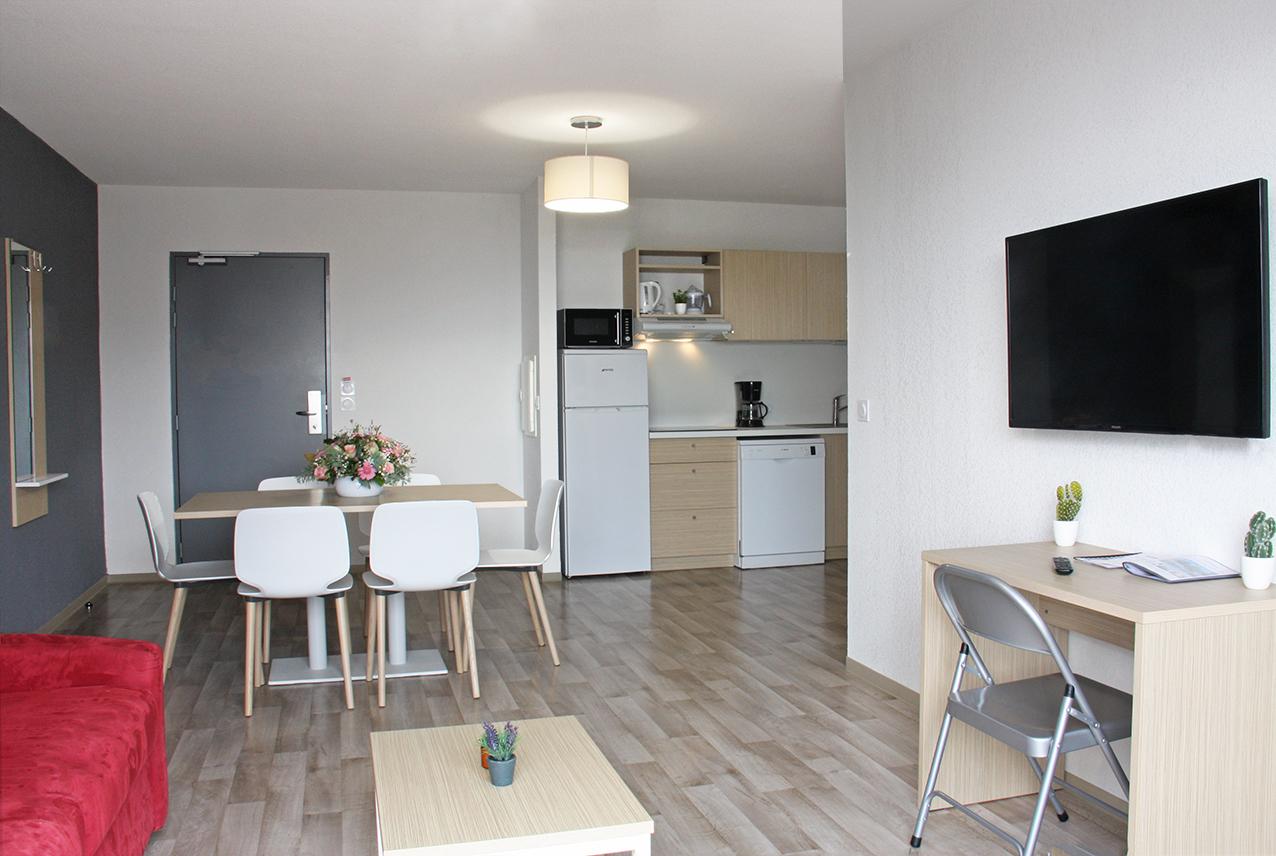 Azureva Roquebrune logement 5