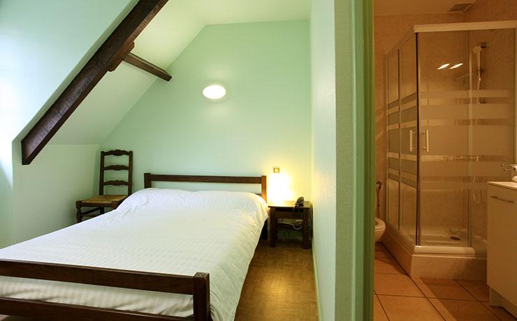 chambre double village vacances ste montaine en sologne