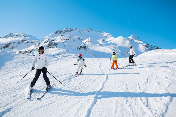 soski cours collectifs ski